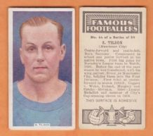 Manchester City Fred Tilson 44 (FF)